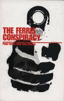 The Ferris Conspiracy, McKay, Reg Paperback Book The Cheap Fast Free Post