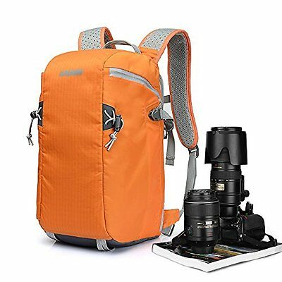 Backpack Shoulder Bag Case Shockproof Water-proof for Canon EOS DSLR SLR camera