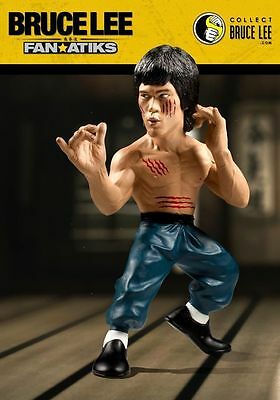 Bruce Lee - Enter the Dragon - Round 5 MMA -Action Figure Collectible