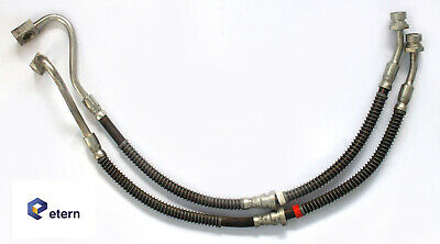 Pair of Front Brake Hose for FORD Territory SX SY 04-09 - Left & Right