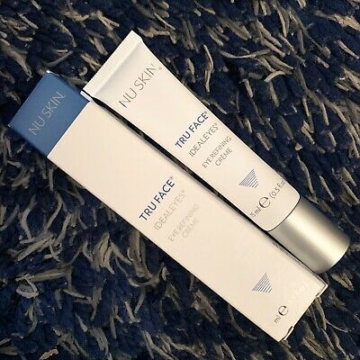 Nu Skin Nuskin Tru Face IdealEyes Ideal Eyes Cream Gel Reduce Fine line Moisture