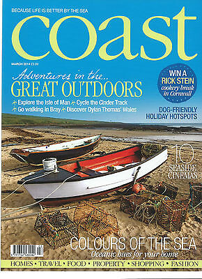 Coast Magazine Because Life Is Better By The Sea Isle Of Man Thomas' Wales