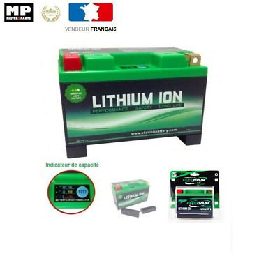 Batterie Lithium YTX14-BS Moto Scoot HARLEY DAVIDSON XL 1200 L SPORTSTER LOW