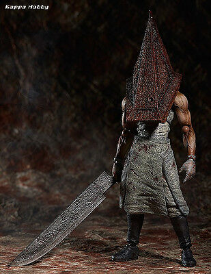 FREEing figma - Silent Hill 2: Red Pyramid Thing [PRE-ORDER]