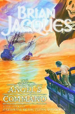 2003-03-31, The Angel's Command (Castaways of the Flying Dutchman), Jacques, Bri