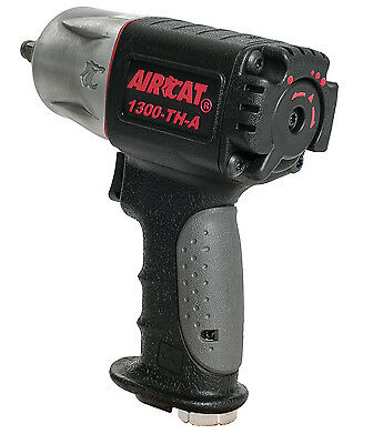 """Aircat 3/8"""" Composite Twin Hammer Impact Wrench - 1300TH"""