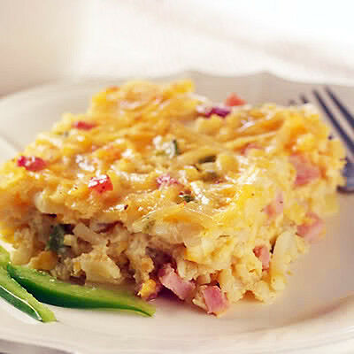 OUR CRACKER BARREL HASHBROWN CASSEROLE RECIPE - TWO PENNY 2 CENT STARTING BID!