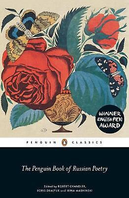 Penguin Book of Russian Poetry by Robert Chandler (English) Paperback Book Free