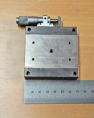 Linear Stage Positioner S-ABN-62 (60mmX60mmX18mm) free ship
