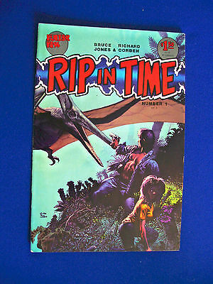 Rip In Time 1 Richard Corben : Underground sci-fi comic . 1st print. VFN