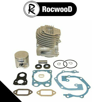 Cylinder Piston And Gasket Set Fits Husqvarna K750 And Pre 2013 K760 Cut Off Saw