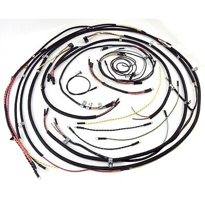 Willys Jeep Complete Wiring Harness 1954 56 Station Wagon L 226 New