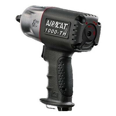 """AIRCAT 1/2"""" Composite Impact Wrench Twin Hammer - 1000TH"""