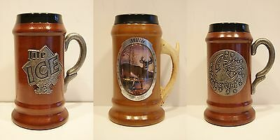 Miller Beer Collectible Wooden Steins - RARE!