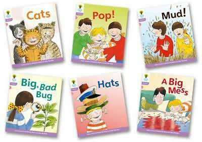 Oxford Reading Tree: Level 1+: Floppy's Phonics Fiction: Pack of 6 by Roderick H