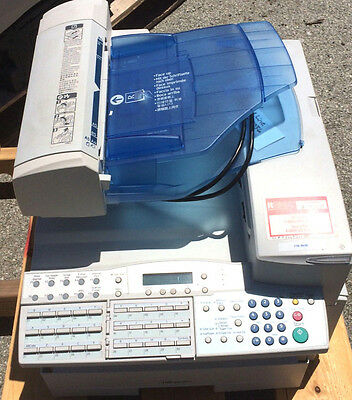 Ricoh Model 4420Nf Copier,fax And Scanner