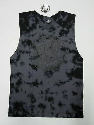 SANTA CRUZ - The Original Muscle Carbon Marble T-shirt - NEW - LARGE ONLY