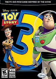 Toy Story 3: The Video Game  (PC, 2010)