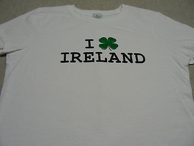 I LUCK IRELAND - GIRLS/LADIES/YOUTH XL SIZE T SHIRT!