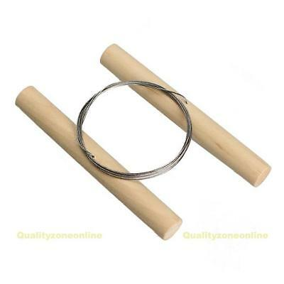 Wire Clay Cutter for Fimo Sculpey Plasticine Cheese Cutting Pottery Tool
