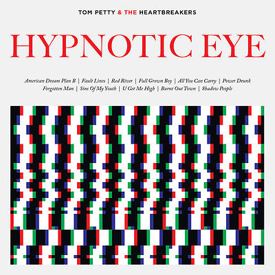 Tom Petty, Tom Petty & Heartbreakers - Hypnotic Eye [New CD]