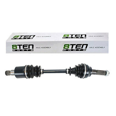 8TEN High Strength Rear Half Shaft CV Axle 2008-2014 Polaris RZR 800 1332884