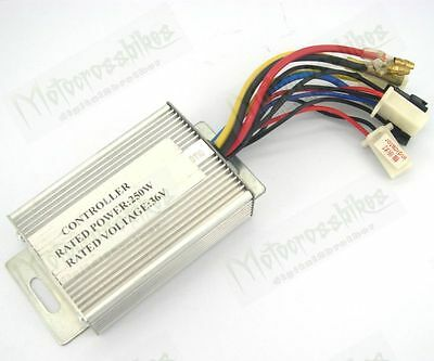 36V 250w brush motor controller for Electric bicycle & scooter E-BIKE