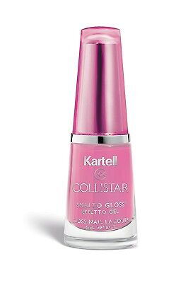 Collistar Smalto Gloss Effetto Gel N° 554 Lilla Maui Primavera Estate 2015