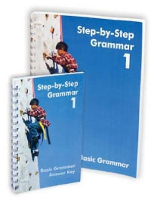 Step by Step Basic English Grammar Parts of Speech Sentence Structure