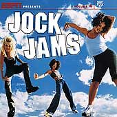 Jock Jams, Vol. 4 by Various Artists (CD, Aug-1998) CD & PAPER SLEEVE ONLY
