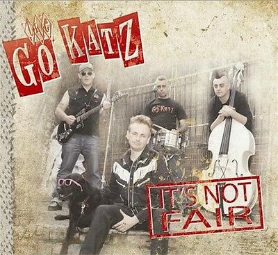 The Go-Katz - It's Not Fair [New CD]