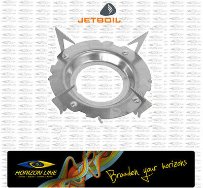 JETBOIL POT or Frypan SUPPORT Suits Jet boil Stoves Zip Flash SOL Al Ti