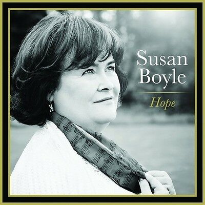 Susan Boyle - Hope [New CD]