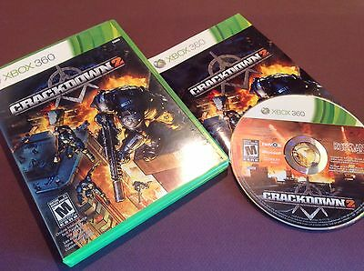 Crackdown 2  (Xbox 360)50%off shipping on additional purchase