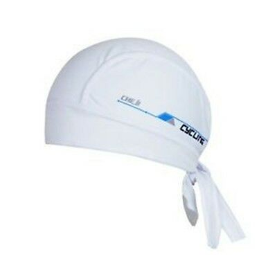 New White cycling Bicycle Bike Sweat Proof Hat Headband Riding Pirate Cap Scarf