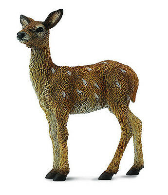 FREE SHIPPING | CollectA 88471 Red Deer Fawn Realistic Toy - New in Package
