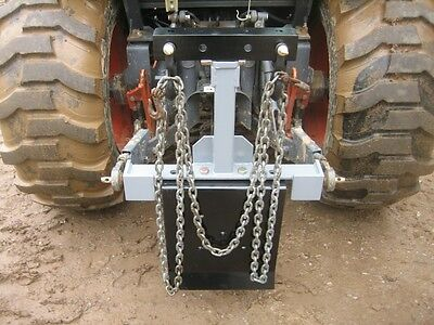 Firewood/Logging/Grabhook Hanging Tree 3 point hitch