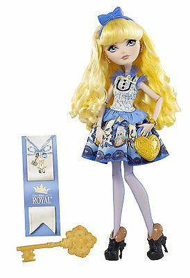 Ever After High Blondie Lockes Fashion Doll, Free Shipping, New