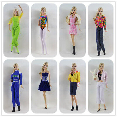 Fashion Clothes//outfit lovely Dress+shoes for 11.5in.Doll S05