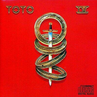 Toto - Toto Iv [New CD]