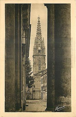 35 Saint-Malo Clocher Cathedrale
