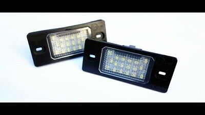 VW Golf 5 MK5 Passat 3BG Tiguan Touareg Cayenne LED License Number Plate Light-
