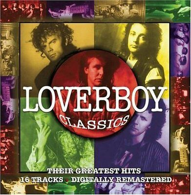 Loverboy - Loverboy Classics [New CD]