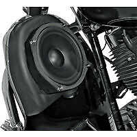 "HogTunes 7"" Speaker Woofer Kit for Harley Touring Models 98-13 w/ Fairing Lowers"
