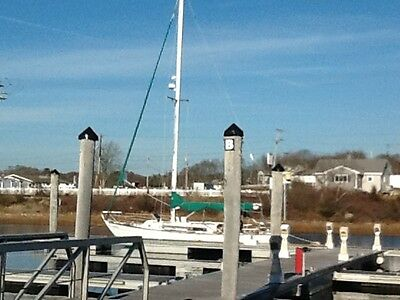 34' Morgan Cruising Sailboat w/Centerboard-have her ready for Summer Cruising!