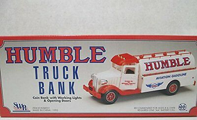 NEW Marx Toys 1993 Humble Aviation Gasoline Truck Bank