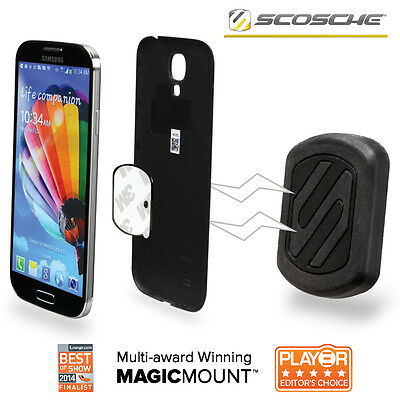 Universal Magnetic Surface Magic Mount / Holder For Mobile Phones & Tablets