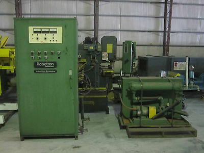 50 KVA Midland Ross Robotron Induction Heat Treat System, #08007-06