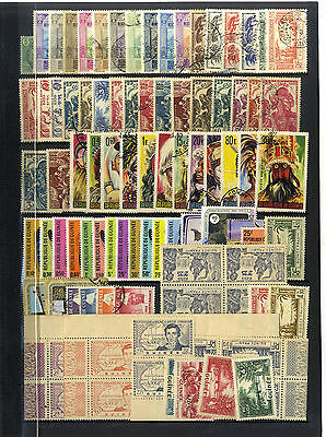 Lot 94 Timbres Guinee Afrique