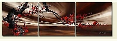 MODERN ABSTRACT HUGE WALL Deco ART OIL PAINTING ON CANVAS NO FRAME